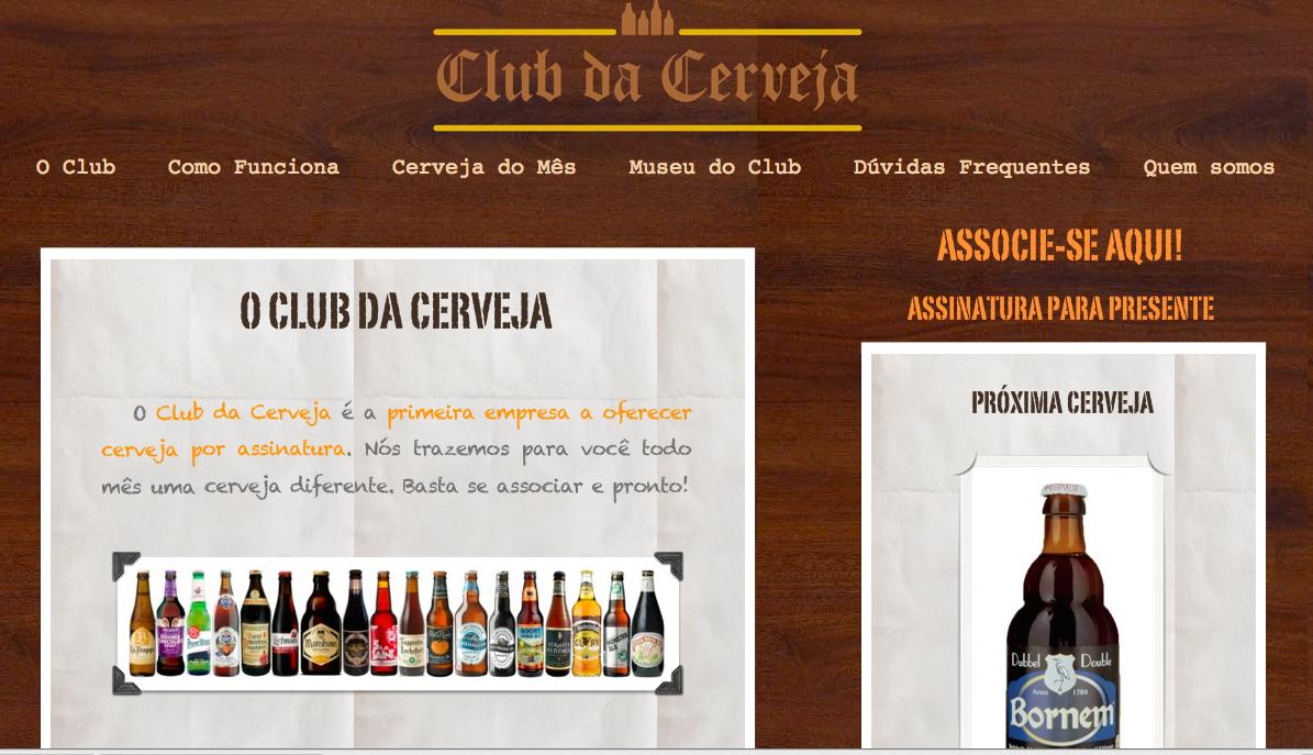clube da cerveja
