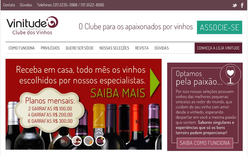 clube dos vinhos