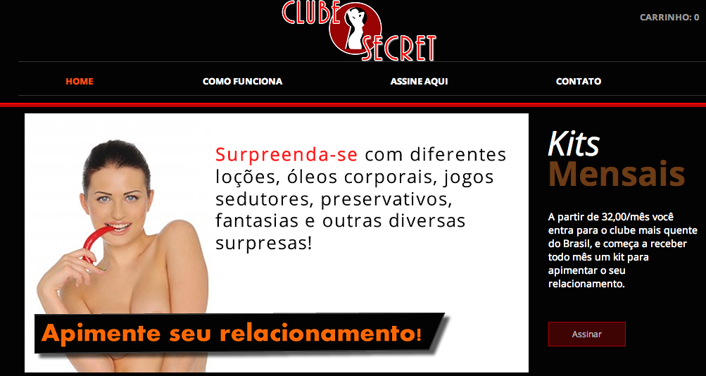 Clube Secret