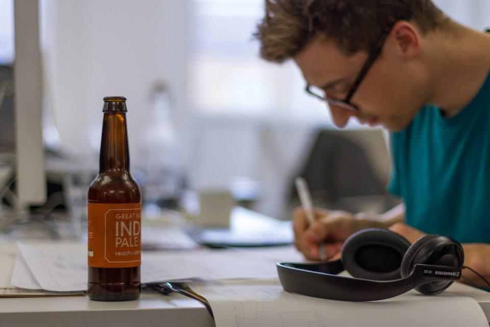 desk beers