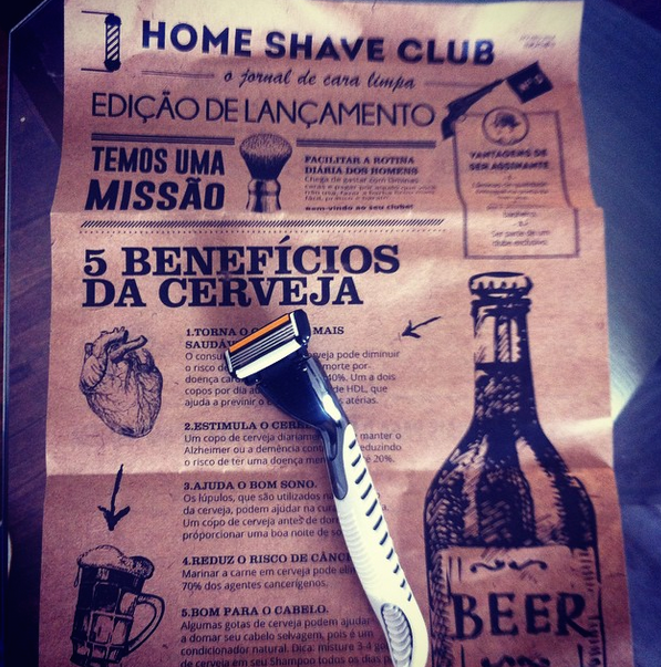 home-shave