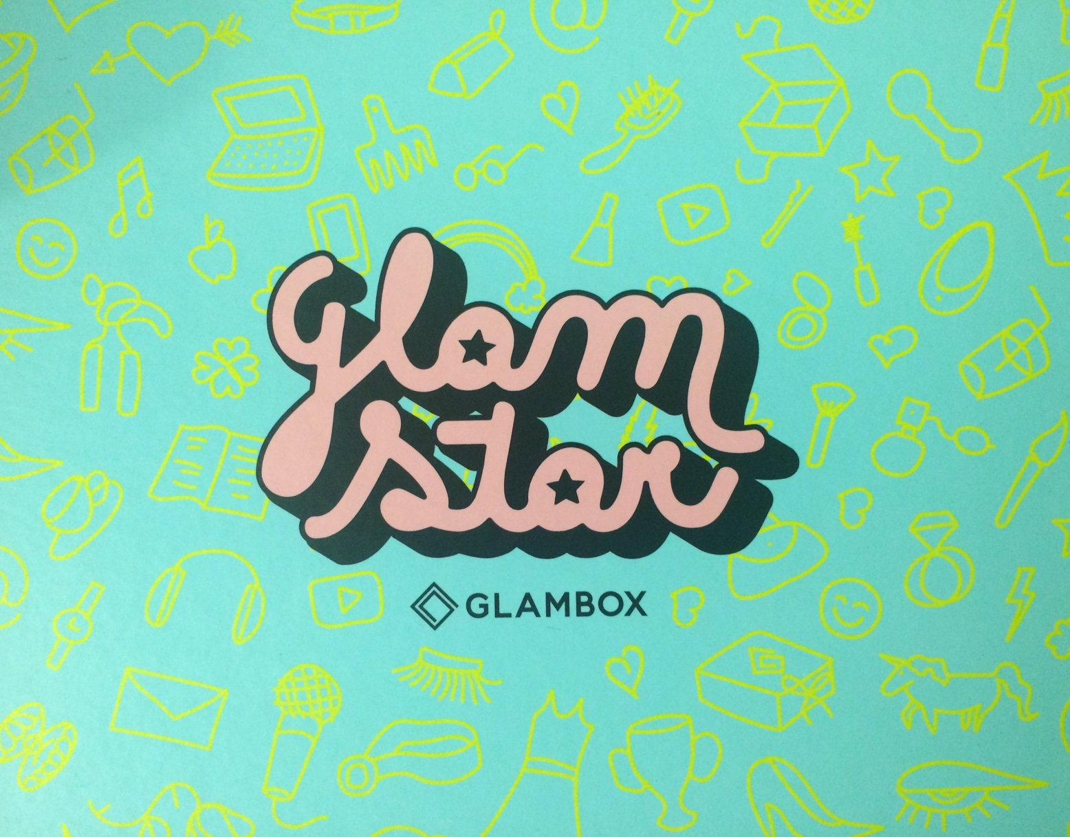 Glambox – Review Outubro 2016