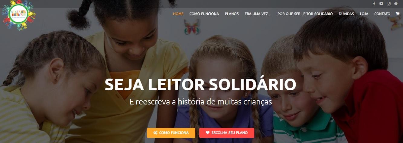 Leitor Solidário
