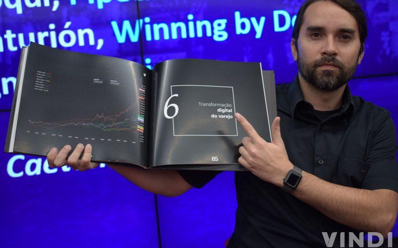 Vindi lança estudo sobre recorrência e publica livro.